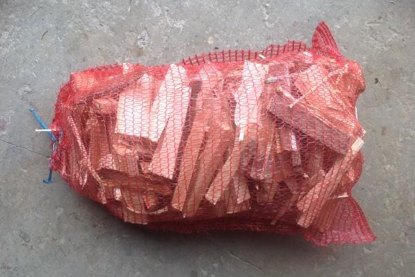 Netted Kindling Sticks