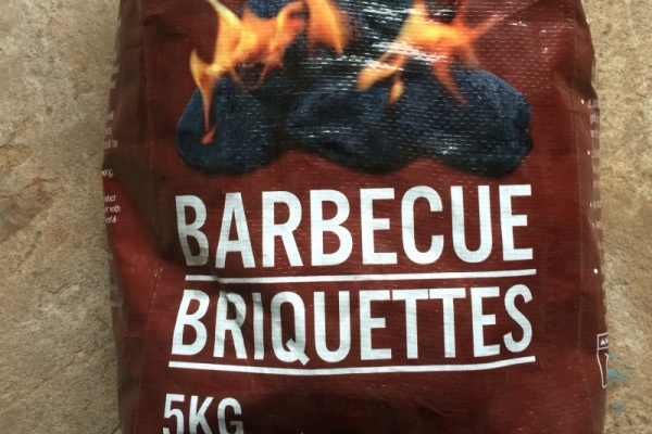 Supagrill Barbecue Briquettes (5kg)
